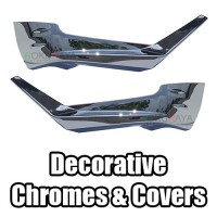 Decorative Chromes & Covers