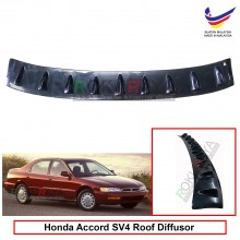 Honda Accord 2.2 SV4 (5th Gen) 1994-1997 Vortex Generator Shark Fin Aerodynamic Rear Top Roof Diffuser Diffusor