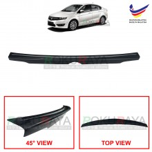 Proton Preve 2012 Ducktail ABS Plastic OEM Rear Bonnet Trunk Boot Lip Spoiler (Black)