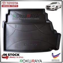 Toyota Camry XV40 2006-2011 Custom Fit Original PE Non Slip Rear Trunk Boot Cargo Tray