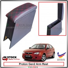 Proton Gen2 4' Plywood PVC Armrest Center Console Box (Diamond+Sponge)