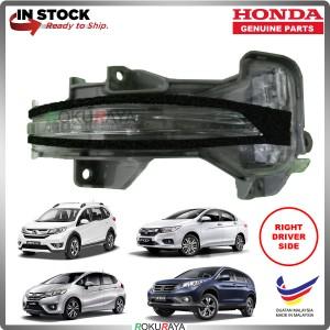 Honda City Jazz CRV BRV OEM Genuine Parts Side Mirror Turn Signal LED Light Blinker (RIGHT)