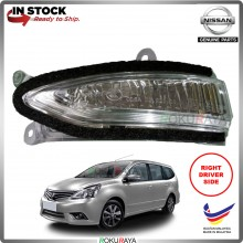 Nissan Livina L11 2013 OEM Genuine Parts Side Mirror Turn Signal LED Light Blinker (RIGHT)