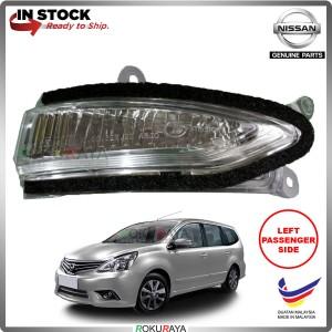 Nissan Livina L11 2013 OEM Genuine Parts Side Mirror Turn Signal LED Light Blinker (LEFT)