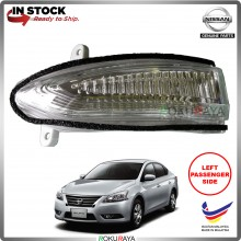 Nissan Sylphy B17 (3rd Gen) 2012 OEM Genuine Parts Side Mirror Turn Signal LED Light Blinker (LEFT)