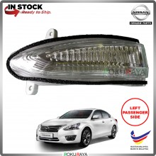 Nissan Teana L33 (3rd Gen) 2013 OEM Genuine Parts Side Mirror Turn Signal LED Light Blinker (LEFT)