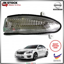 Nissan Teana L33 (3rd Gen) 2013 OEM Genuine Parts Side Mirror Turn Signal LED Light Blinker (RIGHT)