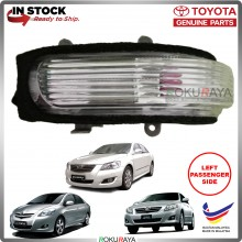 Toyota Vios Altis Camry (2008 Models) OEM Genuine Parts Side Mirror Turn Signal LED Light Blinker (LEFT)