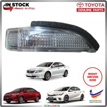 Toyota Vios Altis Camry (2013 Models) OEM Genuine Parts Side Mirror Turn Signal LED Light Blinker (RIGHT)
