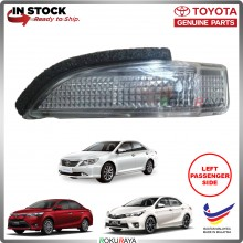Toyota Vios Altis Camry (2013 Models) OEM Genuine Parts Side Mirror Turn Signal LED Light Blinker (LEFT)