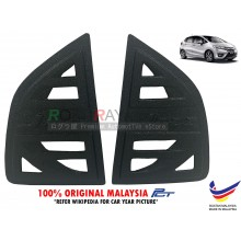 Honda Jazz GK5 ( 3rd Gen ) ( 2013-present ) Rear Triangle Side Window Mirror Cover 2 Piece
