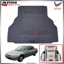 Honda Accord SM4 Custom Fit 15mm Rear Bonnet Spare Tyre Tire Tayar Cover Back Hard Board Papan (Carpet Wrapped)