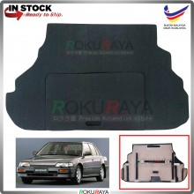 Honda Civic EX SH4 Custom Fit 15mm Rear Bonnet Spare Tyre Tire Tayar Cover Back Hard Board Papan (Carpet Wrapped)