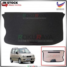 Perodua Kenari Custom Fit 15mm Rear Bonnet Spare Tyre Tire Tayar Cover Back Hard Board Papan (Carpet Wrapped)