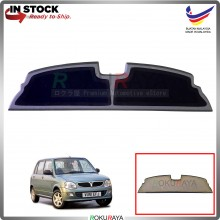 Perodua Kelisa Custom Fit Rear Top Speaker Board 12mm Thick (PVC Wrapped)