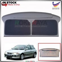 Proton Satria (1st Gen) 1994-2006 Custom Fit Rear Top Speaker Board 12mm Thick (PVC Wrapped)