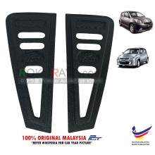 Perodua Myvi ( 1st Gen ) ( 2005-2011 ) Rear Triangle Side Window Mirror Cover 2 Piece