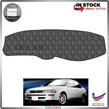 Toyota Corolla AE100 SEG101 (7th Gen) 1991-1995 RR Malaysia Custom Fit Dashboard Cover (BLACK LINE)