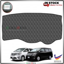 Toyota Alphard Vellfire AH20 (2nd Gen) 2008-2015 RR Malaysia Custom Fit Dashboard Cover (BLACK LINE)