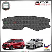 Toyota Avanza (2nd Gen) 2011 RR Malaysia Custom Fit Dashboard Cover (BLACK LINE)
