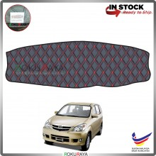 Toyota Avanza (1st Gen) 2003-2011 RR Malaysia Custom Fit Dashboard Cover (RED LINE)