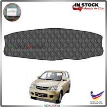 Toyota Avanza (1st Gen) 2003-2011 RR Malaysia Custom Fit Dashboard Cover (BLACK LINE)