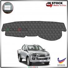Isuzu D-max Dmax (2nd Gen) 2013 RR Malaysia Custom Fit Dashboard Cover (BLACK LINE)