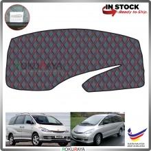 Toyota Previa Estima XR30 XR40 (2nd Gen) 2000-2005 RR Malaysia Custom Fit Dashboard Cover (RED LINE)