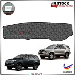 Toyota Fortuner AN50 AN60 (1st Gen) 2004-2015 RR Malaysia Custom Fit Dashboard Cover (RED LINE)
