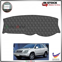 Toyota Harrier XU10 (1st Gen) 1998-2003 RR Malaysia Custom Fit Dashboard Cover (BLACK LINE)