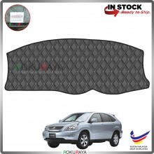 Toyota Harrier XU30 (2nd Gen) 2004 RR Malaysia Custom Fit Dashboard Cover (BLACK LINE)