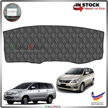 Toyota Innova (1st Gen) 2004-2015 RR Malaysia Custom Fit Dashboard Cover (BLACK LINE)