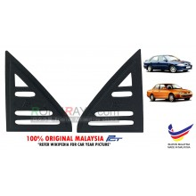 Proton Wira (1993-2007) Rear Triangle Side Window Mirror Cover 2 Piece