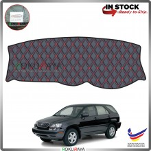 Lexus RX300 XU10 (1st Gen) 1998-2003 RR Malaysia Custom Fit Dashboard Cover (RED LINE)