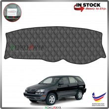 Lexus RX300 XU10 (1st Gen) 1998-2003 RR Malaysia Custom Fit Dashboard Cover (BLACK LINE)