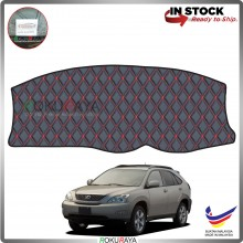 Lexus RX330 XU30 (2nd Gen) 2003-2008 RR Malaysia Custom Fit Dashboard Cover (RED LINE)