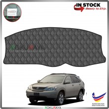 Lexus RX330 XU30 (2nd Gen) 2003-2008 RR Malaysia Custom Fit Dashboard Cover (BLACK LINE)