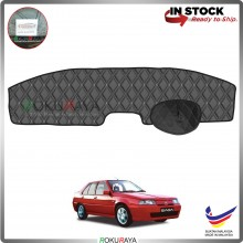 Proton Saga 2 LMST 2004-2008 RR Malaysia Custom Fit Dashboard Cover (BLACK LINE)