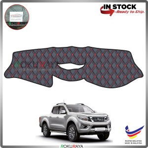 Nissan Navara NP300 D23 RR Malaysia Custom Fit Dashboard Cover (RED LINE)