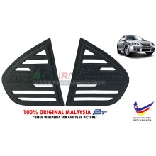 Proton Persona ( 1st Gen ) ( 2007-2016 ) Rear Triangle Side Window Mirror Cover 2 Piece