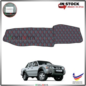 Nissan Frontier (1st Gen) RR Malaysia Custom Fit Dashboard Cover (RED LINE)
