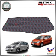 Nissan Livina L10 L11 RR Malaysia Custom Fit Dashboard Cover (RED LINE)