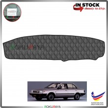 Nissan Sunny B11 RR Malaysia Custom Fit Dashboard Cover (BLACK LINE)