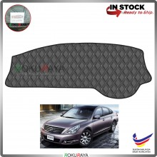 Nissan Teana J32 (2nd Gen) 2009-2013 RR Malaysia Custom Fit Dashboard Cover (BLACK LINE)