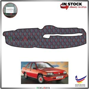 Proton Saga Iswara (1st Gen) 1985-2003 RR Malaysia Custom Fit Dashboard Cover (RED LINE)