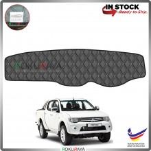 Mitsubishi Triton (4th Gen) 2005-2015 RR Malaysia Custom Fit Dashboard Cover (BLACK LINE)