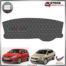 Volkswagen Polo Sedan Hatchback MK5 RR Malaysia Custom Fit Dashboard Cover (BLACK LINE)