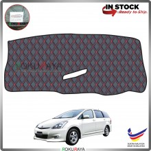 Toyota Wish AE10 (1st Gen) 2003-2009 RR Malaysia Custom Fit Dashboard Cover (RED LINE)