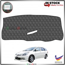 Toyota Wish AE10 (1st Gen) 2003-2009 RR Malaysia Custom Fit Dashboard Cover (BLACK LINE)