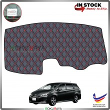 Toyota Wish AE20 (2nd Gen) 2009 RR Malaysia Custom Fit Dashboard Cover (RED LINE)